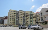 Property for Rent at Sri Aman Apartment