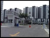 Property for Sale at Seri Intan Apartment @ Setia Alam