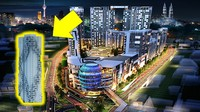 Property for Sale at Pertama Residency