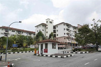 Apartment Room for Rent at Pangsapuri Kempas, Taman Cheras Hartamas