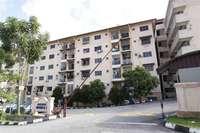 Property for Rent at Apartment Mahkota 1