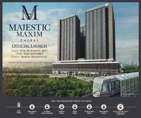 New Launch Property at Maxim Residences