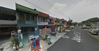 Terrace House For Sale at Taman Sri Segambut, Kuala Lumpur