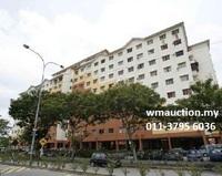 Flat For Auction at Taman Permai Indah Flat (Pandamaran), Port Klang