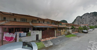 Terrace House For Sale at Taman Maju Jaya, Pandan