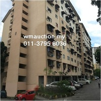 Property for Auction at Pangsapuri Laksamana Jaya