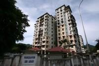 Property for Rent at Sri Abadi Apartment