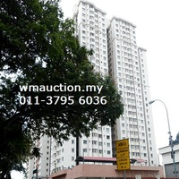 Property for Auction at Mawar Apartment