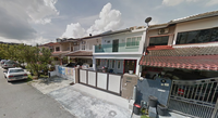 Terrace House For Sale at Taman Cheras, Cheras