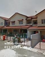 Townhouse For Auction at Taman Jasmin, Senawang