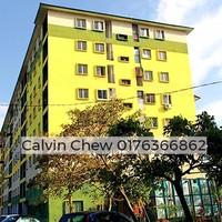 Apartment For Auction at Pangsapuri Impian Meru, Kapar