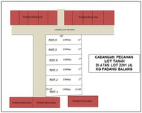 Property for Sale at Kampung Padang Balang