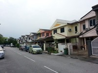 Terrace House Room for Rent at Taman Mastiara, Jalan Ipoh