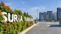 Property for Sale at Suria Rafflesia