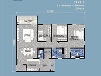 Property for Sale at Seri Austin Residences