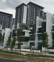 Link Villa For Auction at Cristal Residence, Cyberjaya