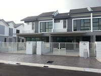 Terrace House For Rent at Lakeside Residences, Puchong