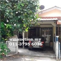 Terrace House For Auction at Taman Tuanku Jaafar, Senawang