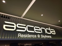 Condo For Rent at Ascenda Residence @ SkyArena, Setapak
