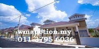 Semi D For Auction at Simpang Kuala, Alor Setar