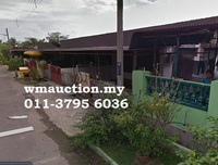 Terrace House For Auction at Taman Ria Jaya, Sungai Petani