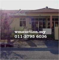 Terrace House For Auction at Kota Sarang Semut, Kedah