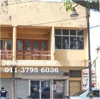 Shop Office For Auction at Kampung Pak Sabah, Dungun
