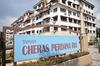 Apartment For Rent at Cheras Perdana Ria Apartment, Cheras Perdana
