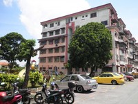 Apartment For Rent at Cheras Perdana Ria Apartment, Cheras Perdana