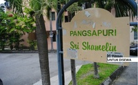 Property for Rent at Pangsapuri Sri Shamelin