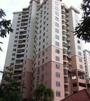 Condo For Sale at Zamrud Apartment, Old Klang Road