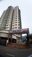 Property for Sale at Pangsapuri Seri Jaya