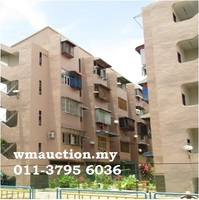 Property for Auction at Taman Tun Hussein Onn