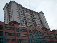 Condo Room for Rent at Menara KLH, Sentul