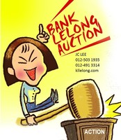 Property for Auction at Melur Apartment