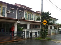 Terrace House For Sale at Taman Cheras Idaman, Kajang