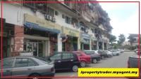 Shop For Sale at Taman Kosas, Ampang