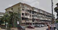 Apartment For Sale at Dahlia Apartment, Pandan Indah