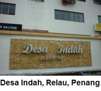 Property for Rent at Desa Indah