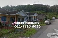 Terrace House For Auction at Taman Bernam Permai, Tanjung Malim