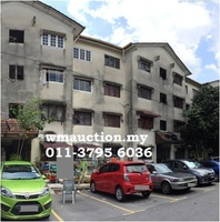 Apartment For Auction at Section 28, Shah Alam