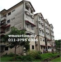 Apartment For Auction at Taman Desa Serdang, Seri Kembangan