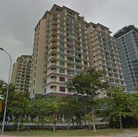 Apartment For Auction at Sri Acappella, Shah Alam