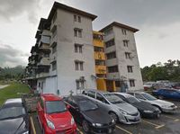 Apartment For Auction at Taman Pinggiran, Batu Caves