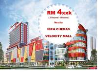 Serviced Residence For Sale at Sunway VeloCity, Cheras
