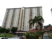 Apartment For Sale at Lakeview Apartments, Batu Caves
