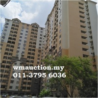 Apartment For Auction at Lagoon Perdana, Bandar Sunway