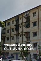 Flat For Auction at Taman Sri Gombak, Batu Caves