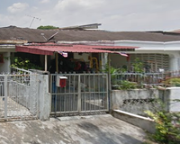 Terrace House For Auction at Taman Kepong, Kepong