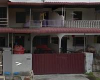 Terrace House For Auction at Taman Kledang Sentosa, Menglembu